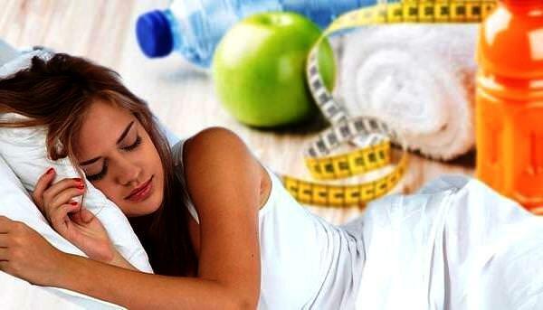 Сон и похудение: взаимосвязь храпа, бессонницы и ожирения