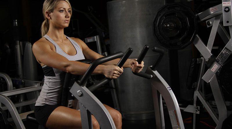 Упражнение хаммер для спины