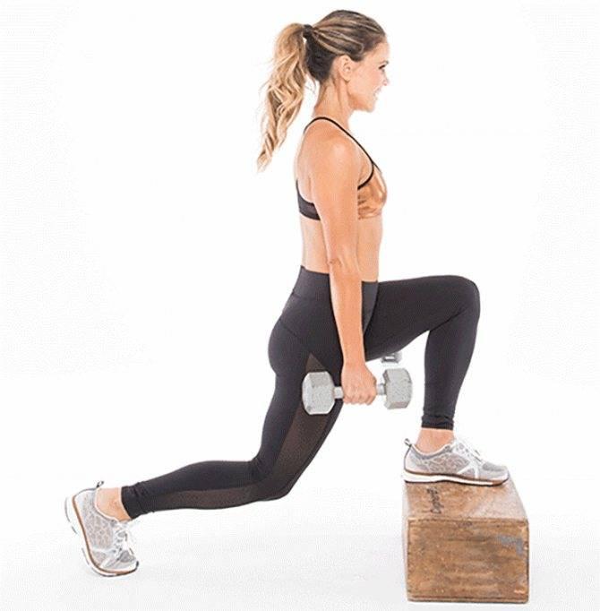 Боковые выпады — sportfito — сайт о спорте и здоровом образе жизни