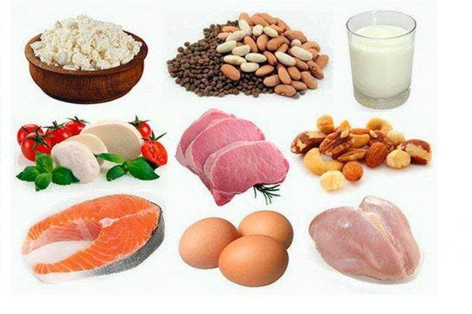 В каких продуктах содержится белок: 74 фото примеров еды с высоким содержанием протеина