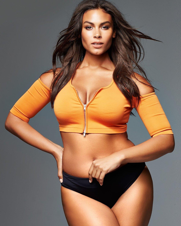 Модели «плюс сайз»: новые стандарты красоты plus size models
