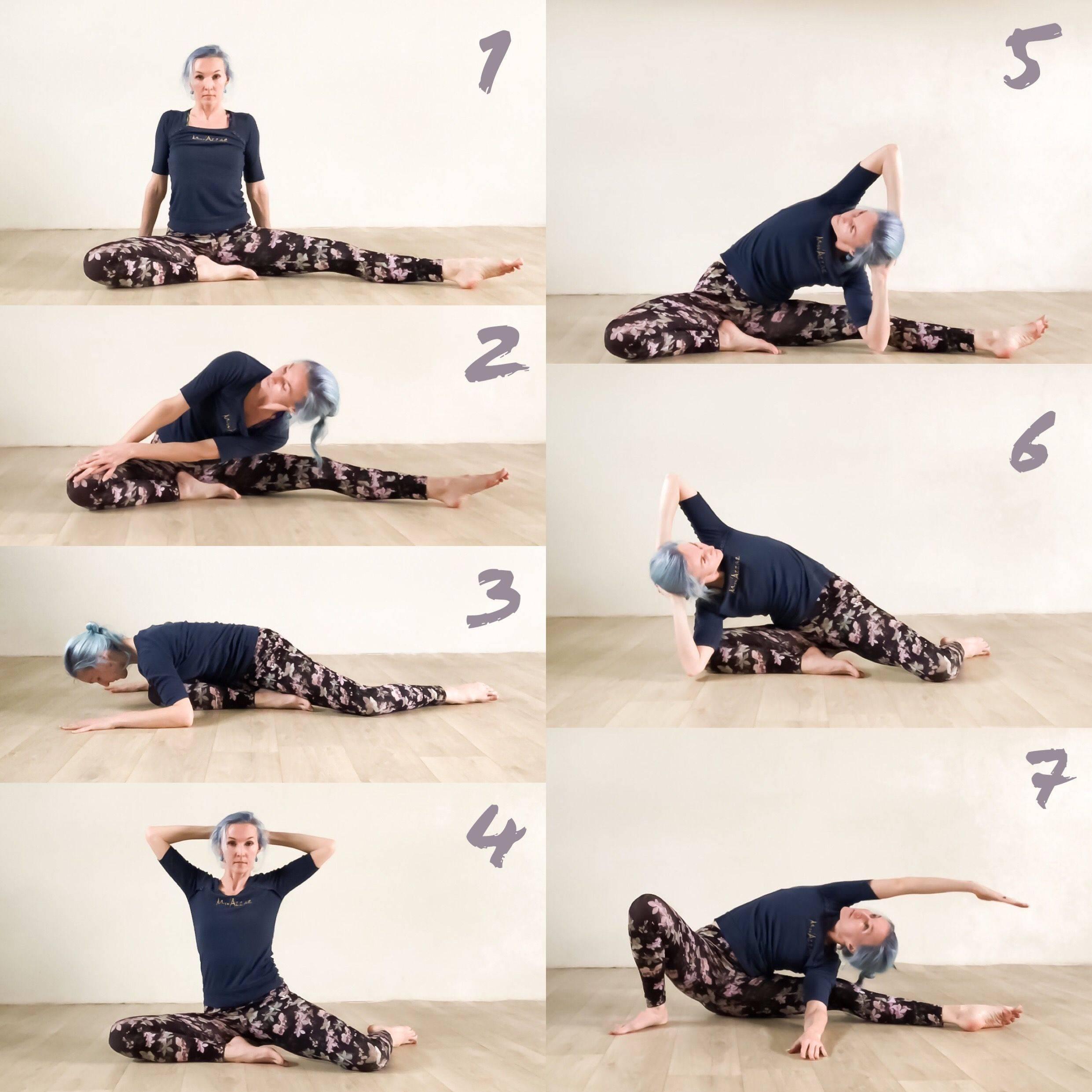 Как правильно растягиваться в домашних условиях: простые упражнения на растяжку для начинающих стретчинг с нуля