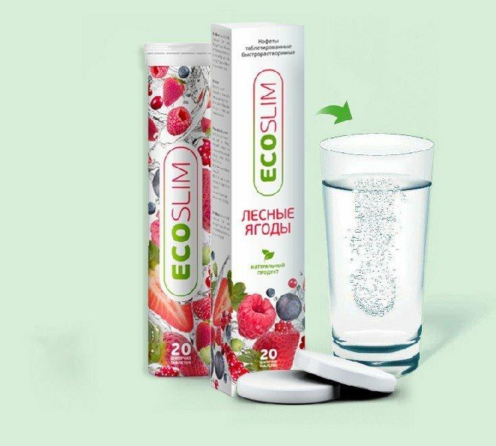 Эко слим для похудения, eco slim официальный сайт, инструкция по применению, отзывы