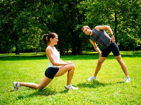 Как правильно разминаться перед бегом— 10 лучших упражнений