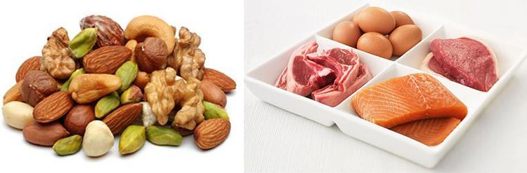 Правильное употребление растительных и животных белков