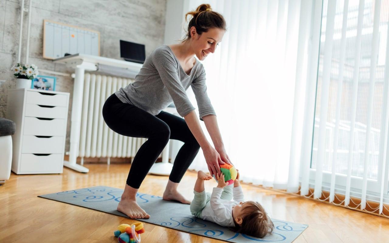 Диета для похудения после родов. меню, рацион и тренинг