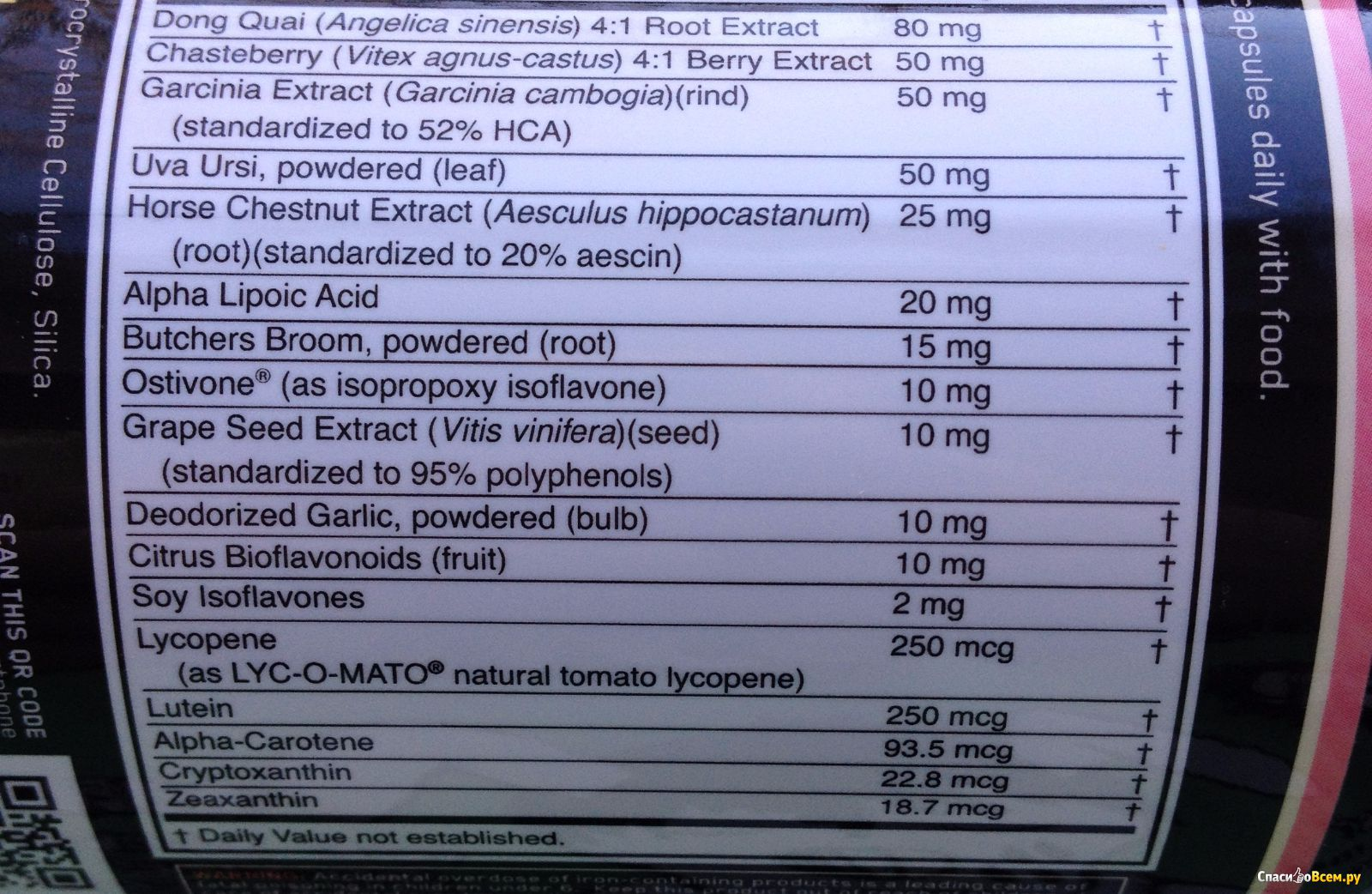 Как принимать витамины opti-women. отзывы женщин