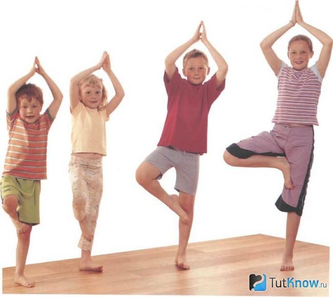 10 волшебных упражнений на развитие координации - здоровье   доброхаб