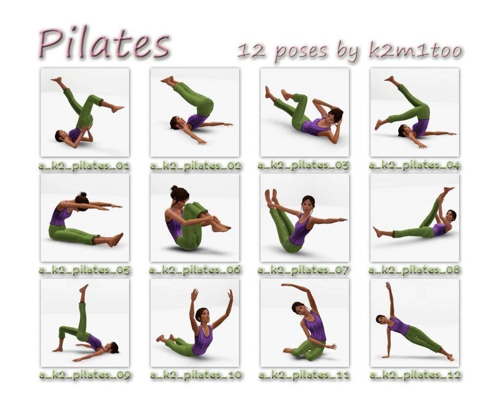 Пилатес: если хочешь быть здоровым, гибким и красивым