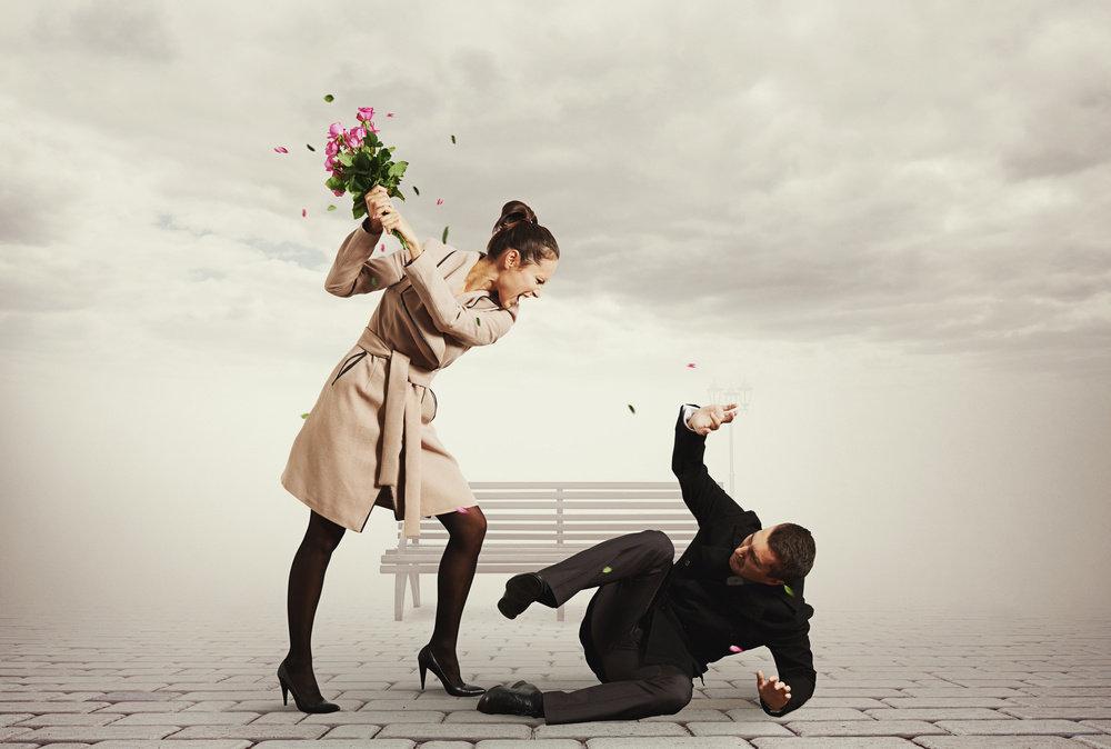 Как успокоить жену: советы психолога. жена-истеричка - что делать?