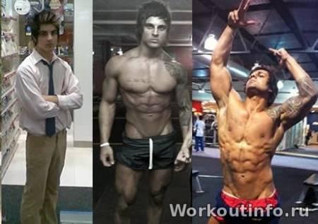 Азиз сергеевич шавершян (zyzz) – рост, вес, биография, умер, фото до и после