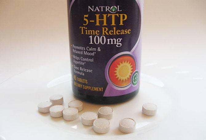 5-гидрокситриптофан (5-htp) — описание, свойства и применение, противопоказания, побочное действие