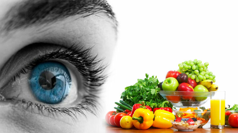 Продукты полезные для зрения: диета для глаз, рацион питания