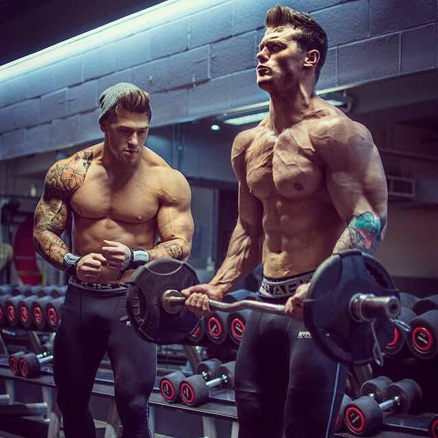 Harrison twins - greatest physiques