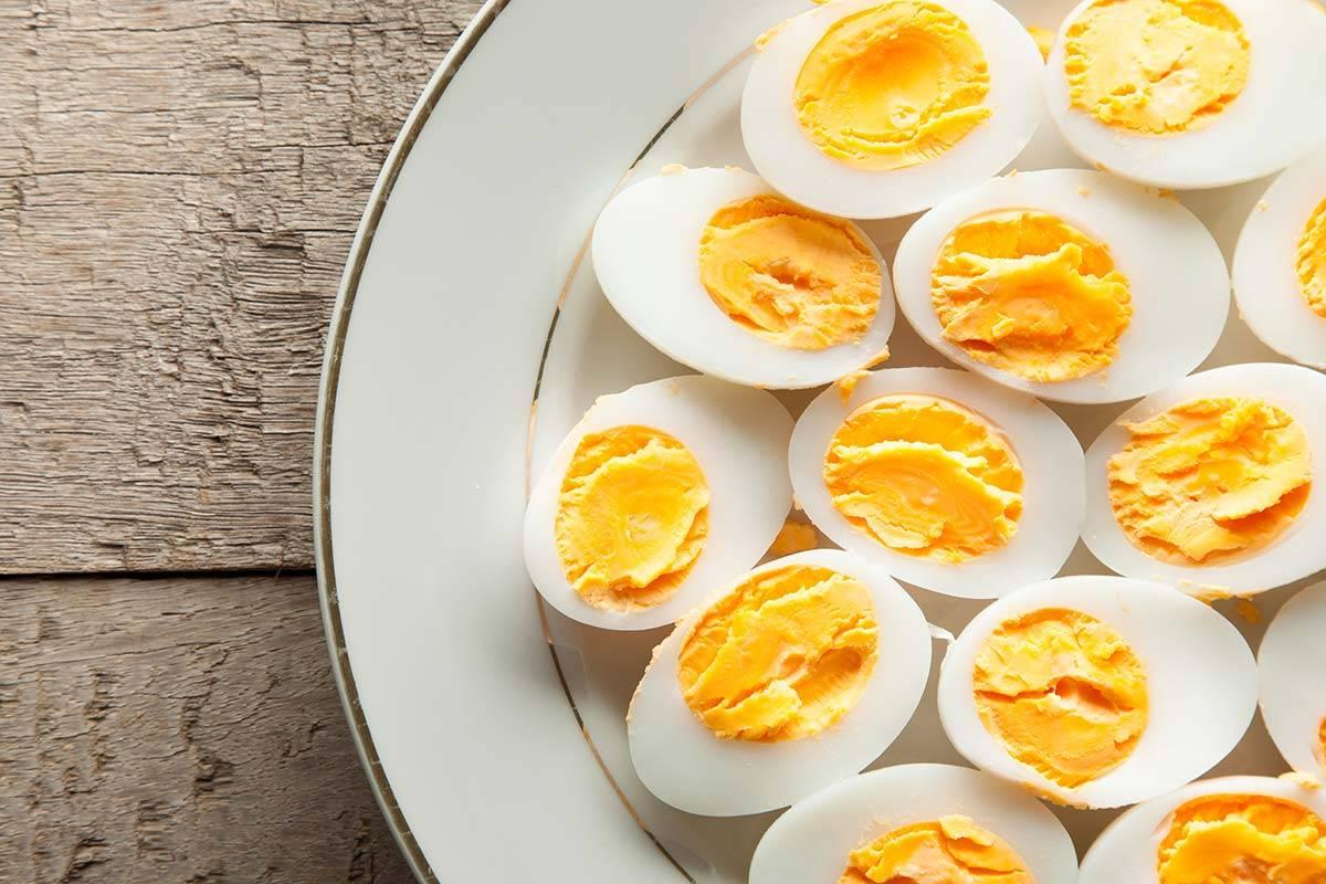 Сколько в день можно есть яиц