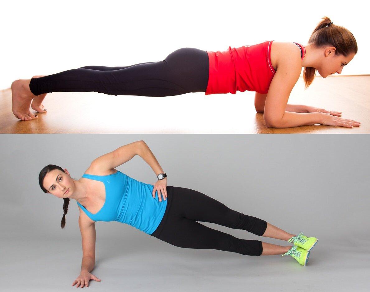 Как сделать талию тонкой рацион питания и упражнения