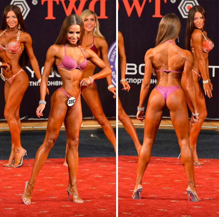 Фитнес-бикини – подготовка к соревнованиям, позирование, купальник, известные чемпионки фитнес-бикини