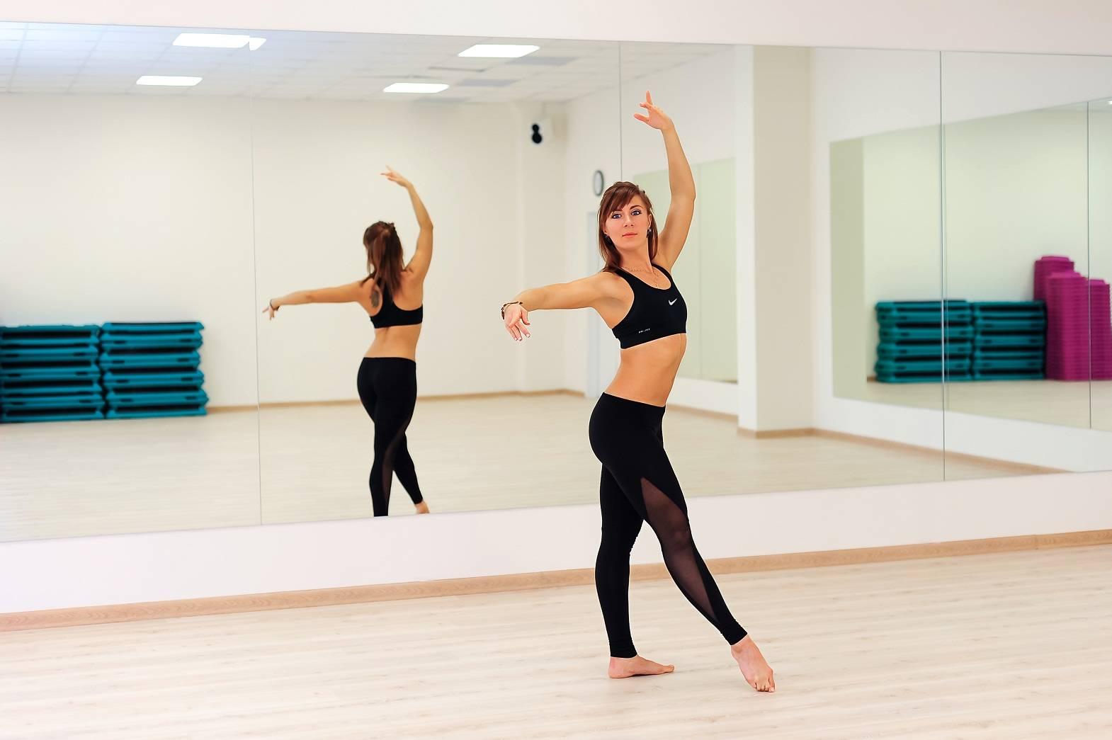 Танцевальный фитнес: худеем с удовольствием