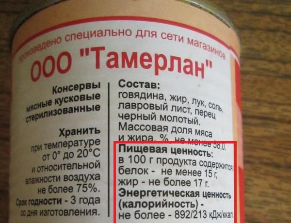Правда и мифы о консервах // нтв.ru