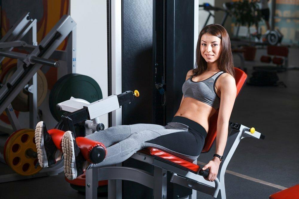 Упражнения на квадрицепс: топ 5 упражнений на квадрицепс бедра