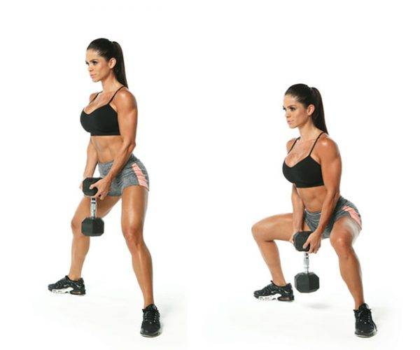 Как правильно приседать, чтобы накачать попу? техника выполнения упражнений для попы