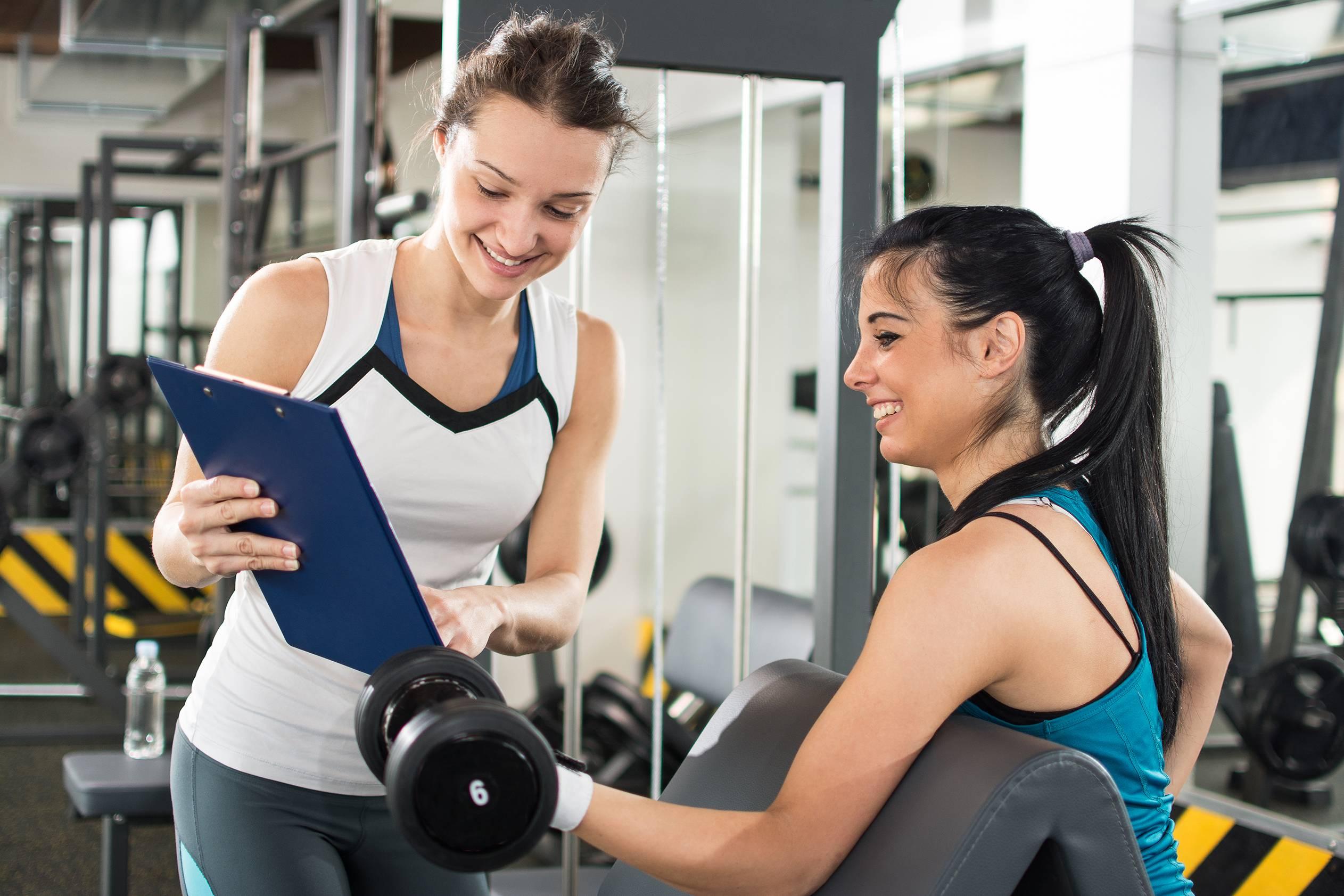 Как правильно составить программу тренировок в тренажерном зале самостоятельно