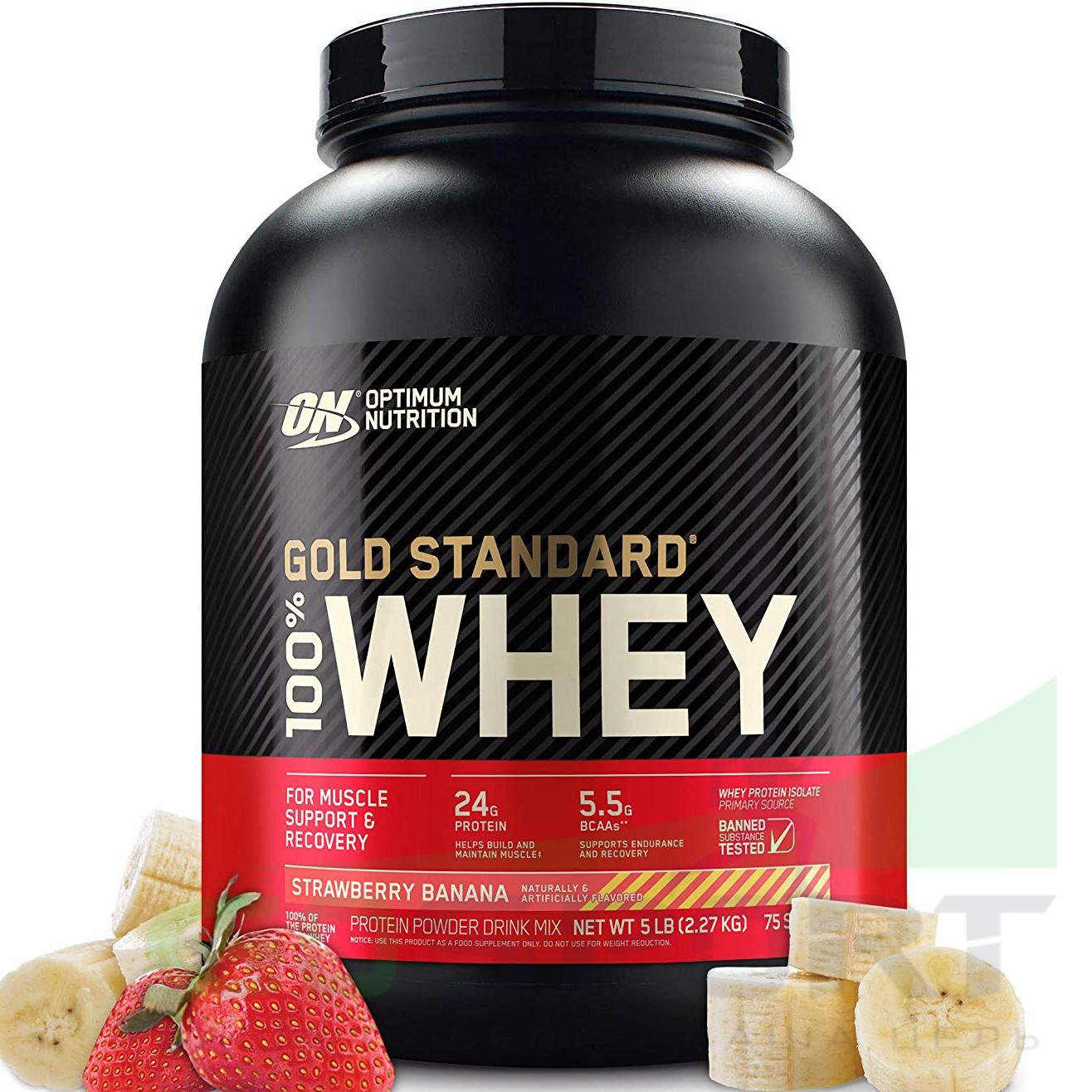 Протеин 100 whey gold standard