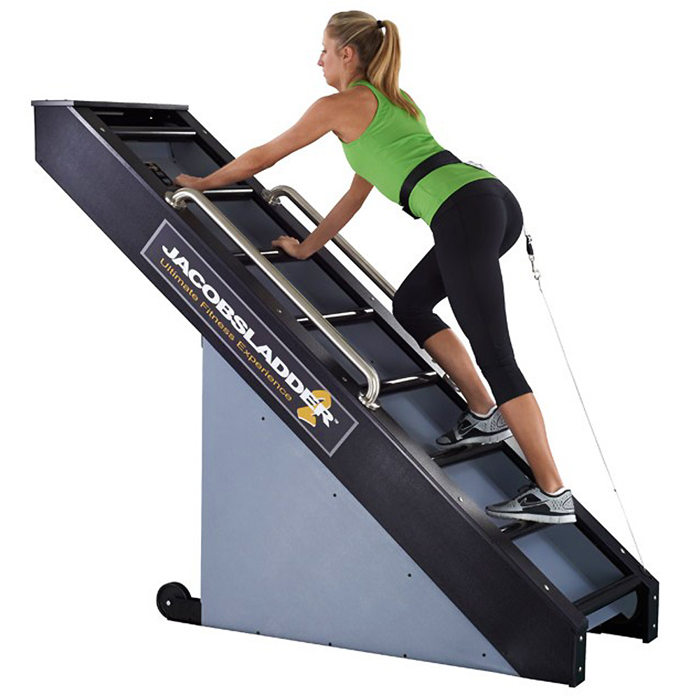 Лестничный тренажер – тренажер лестница – правильное выполнение даст эффект!