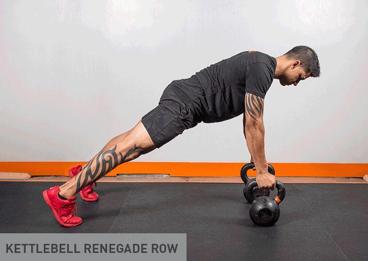 Кроссфит программа тренировок для мужчин