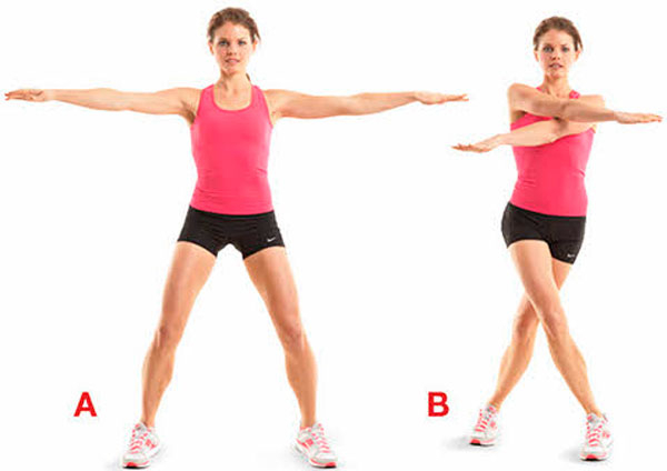 Эффективные упражнения для обвисшей кожи рук — ваша пошаговая тренировка