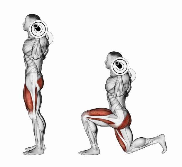 Идеальные формы: 10 упражнений для попы со штангой