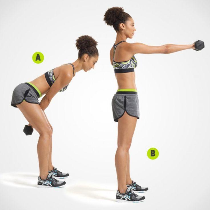 Упражнение наклоны в стороны с гантелями. техника выполнения для девушек и мужчин
