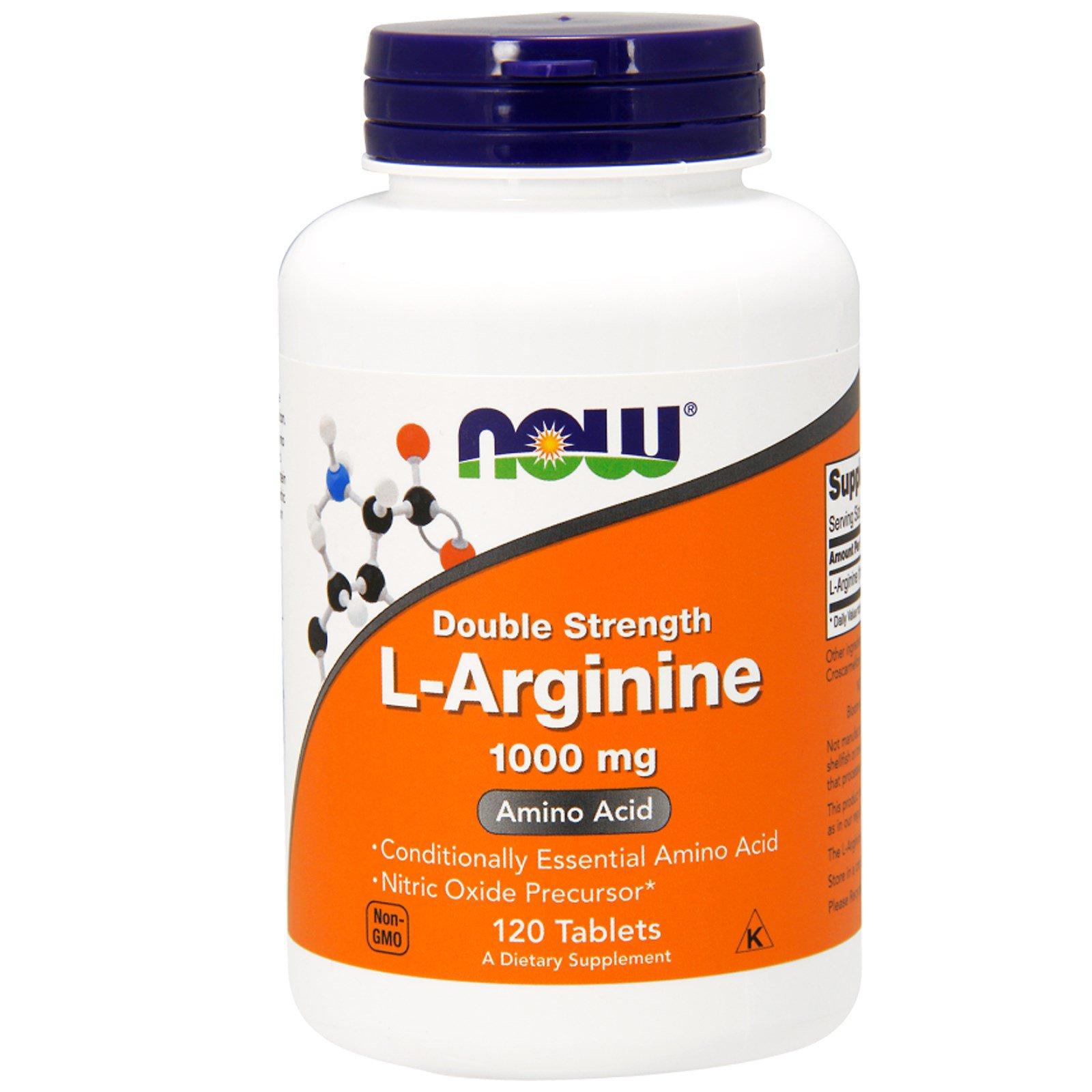 Значение аминокислоты l-аргинин для организма человека