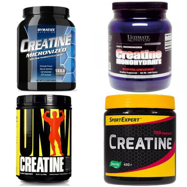 Креатин: моногидрат, гидрохлорид и цитрат, польза и вред, для чего нужен в спорте