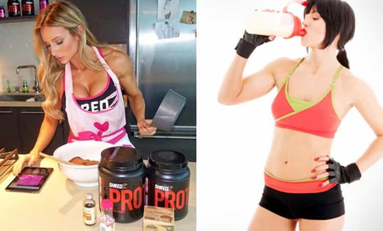 Какое спортивное питание лучше всего подходит для похудения мужчин и женщин?