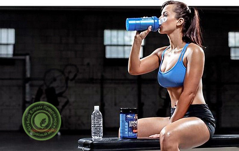 Протеин: как правильно принимать для похудения