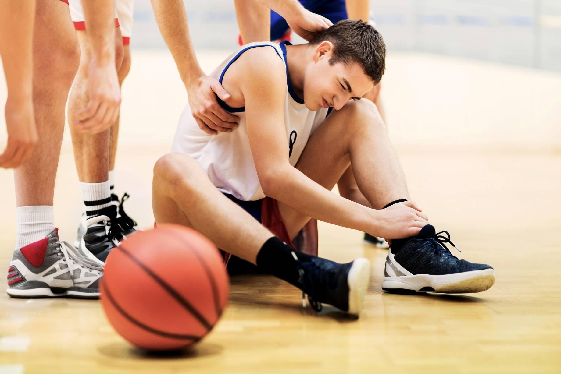 Спортивные травмы. о спорт – ты боль?