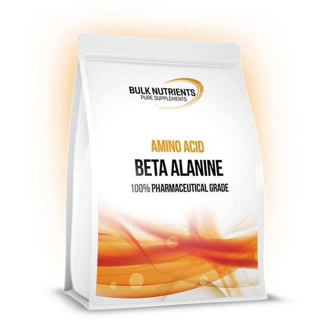 Бета-аланин: польза и вред | образ жизни для хорошего здоровья