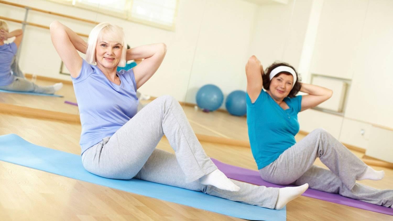Свои суставы надо знать: гимнастика для здоровья «нет боли»