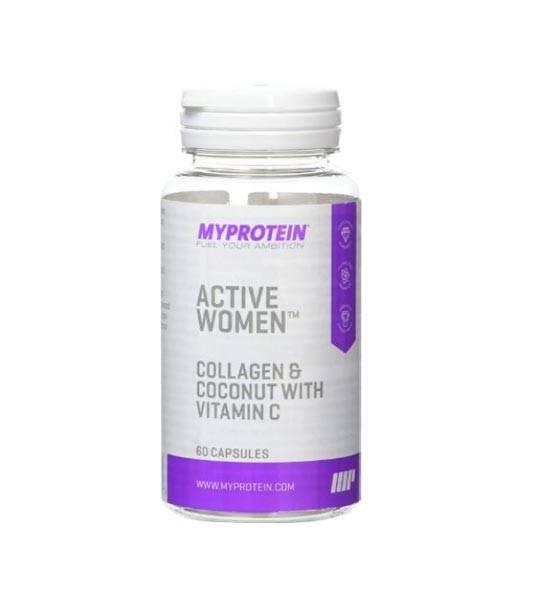 Active woman от myprotein: как принимать, отзывы о витаминах - тело атлета