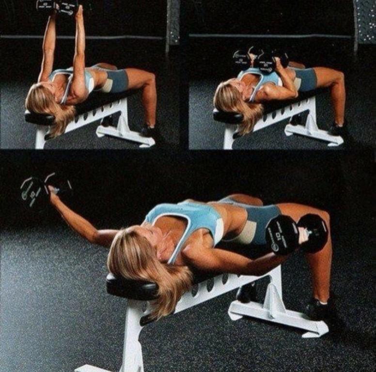 Упражнения на спину для девушек— выбери свой любимый комплекс