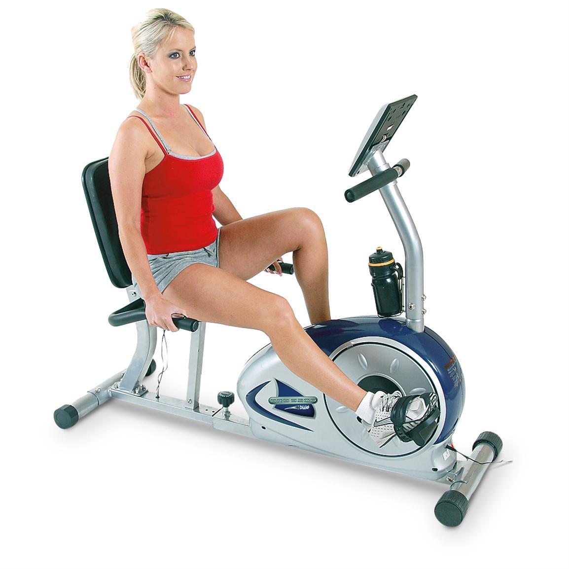 Интервальная тренировка на велотренажере: эффективное кардио для похудения и сжигания жира, а также система езды для новичков и бегунов