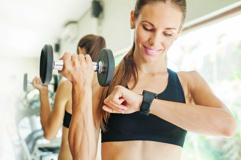 Сколько времени тренироваться в зале