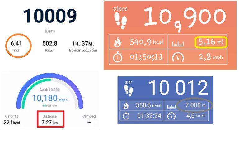 Сколько нужно ходить пешком каждый день, чтобы похудеть?