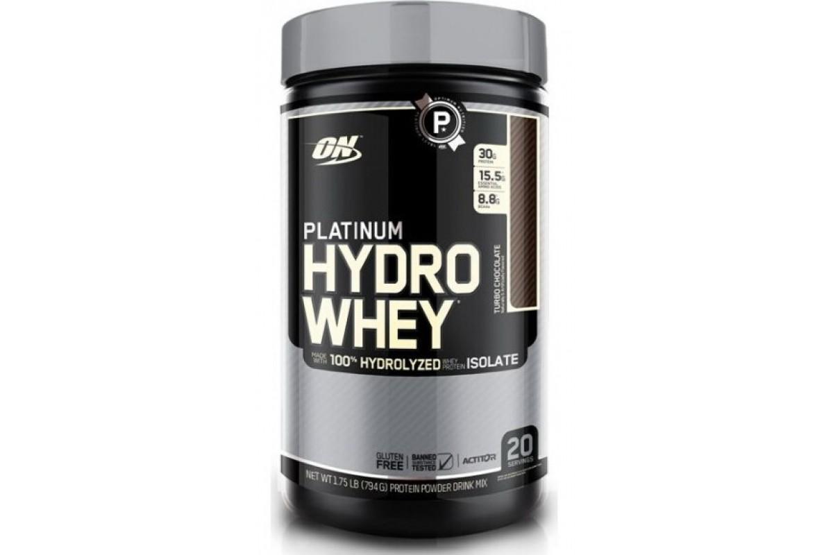 Platinum hydrowhey 1590 гр - 3,5lb (optimum nutrition)