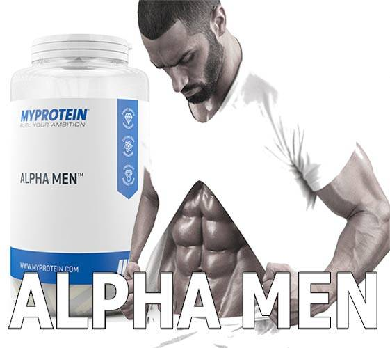 Alpha men multivitamin tablets | myprotein™