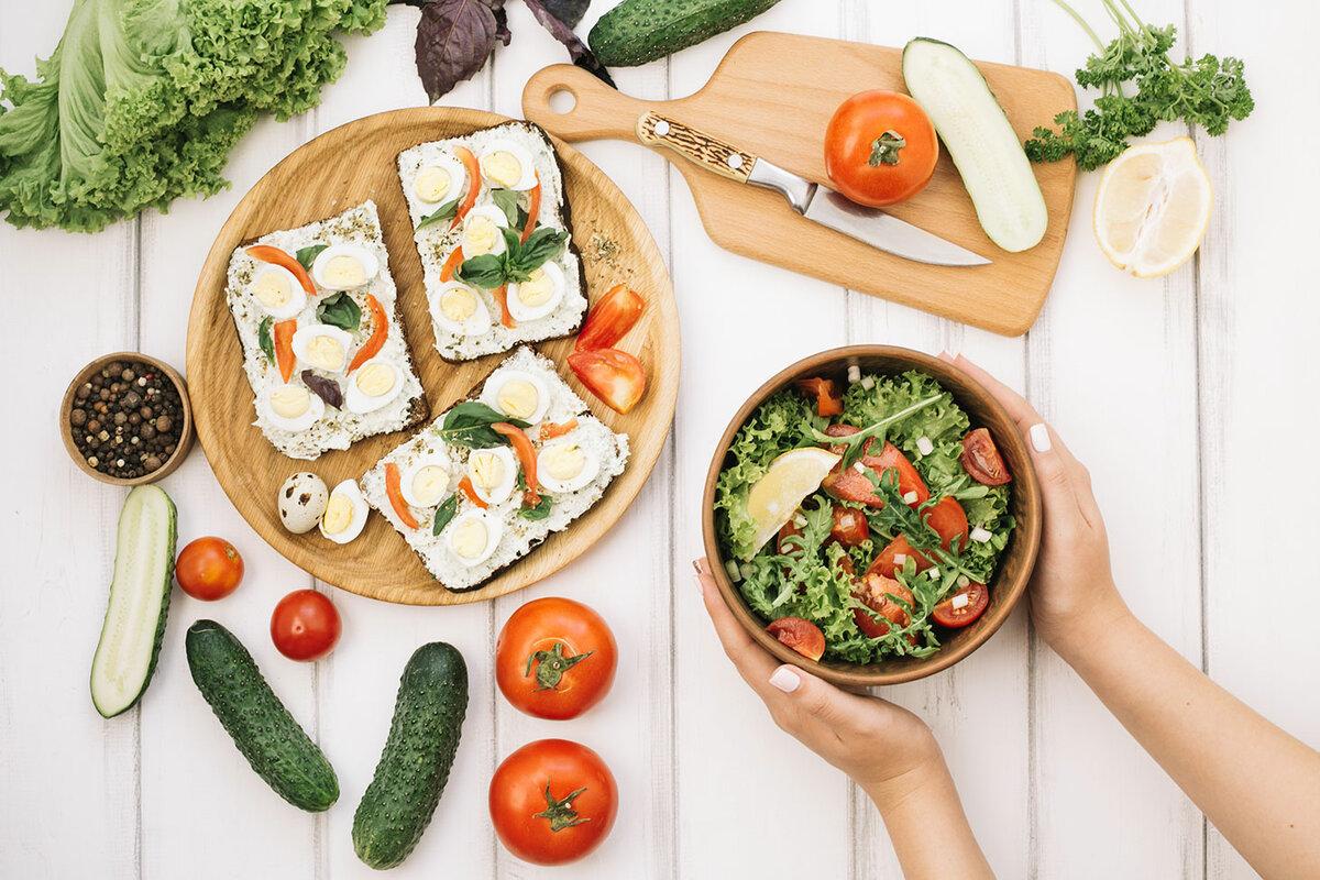Что можно есть на обед на правильном питании |