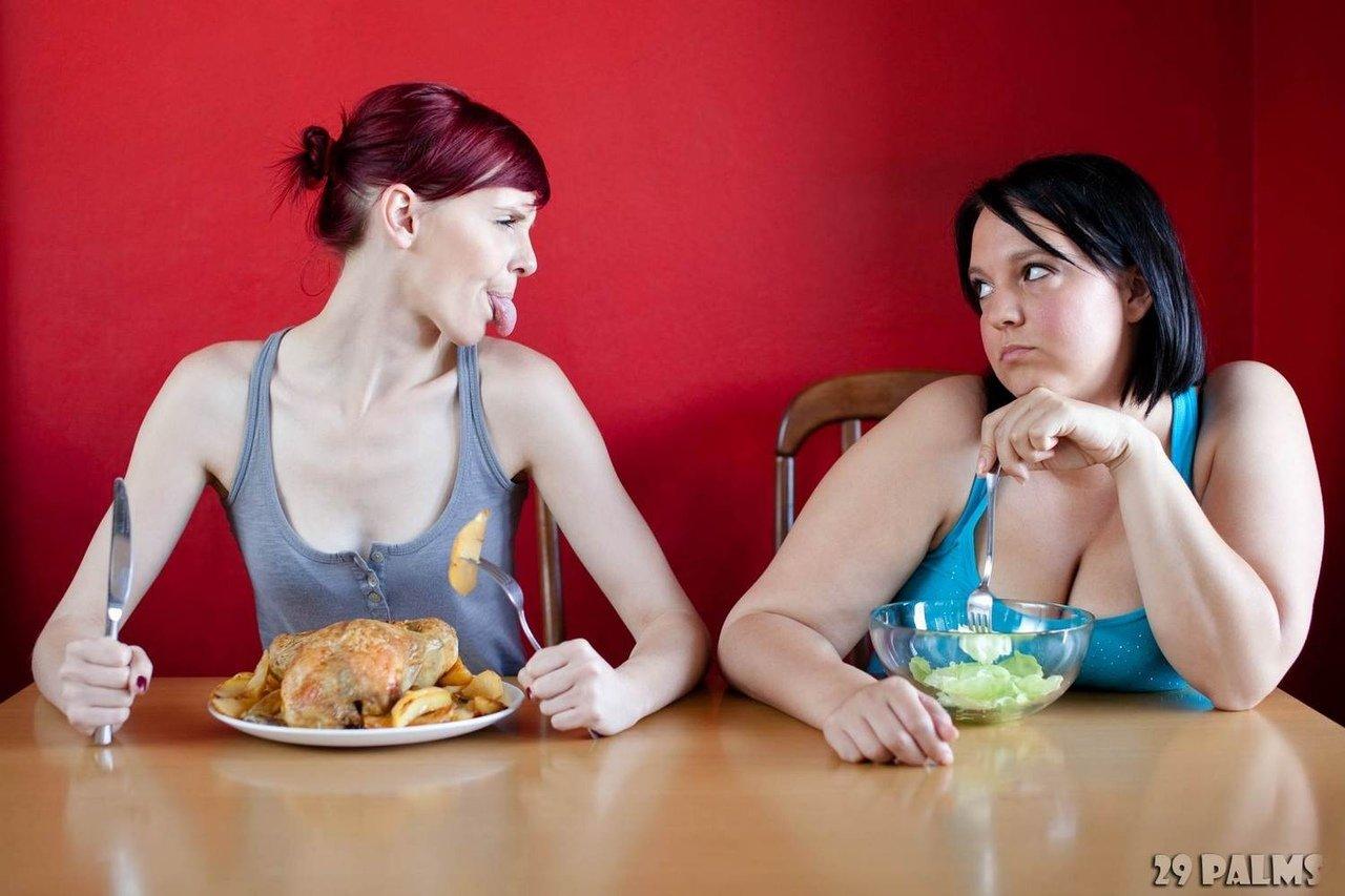 Почему люди толстеют? спрашиваем, объясняем, советуем