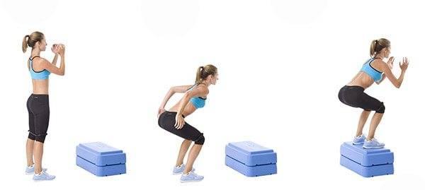 Как тренировать ноги с помощью плиометрических упражнений?