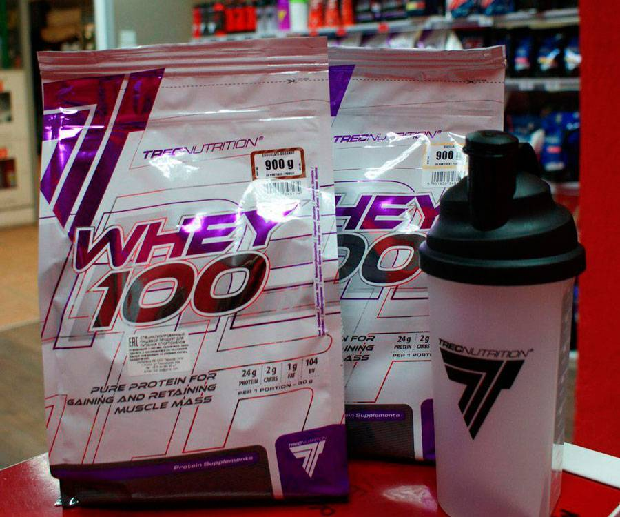 Whey 100 от trec nutrition: как принимать, состав и отзывы